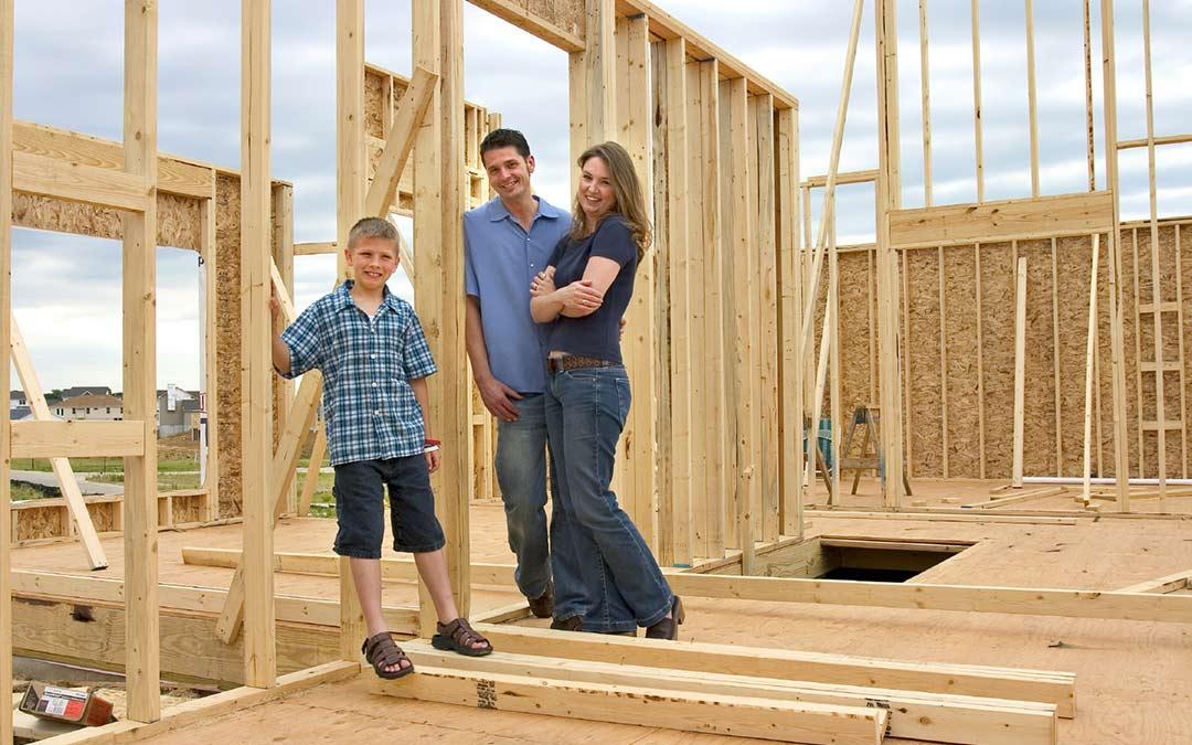 Строю дом